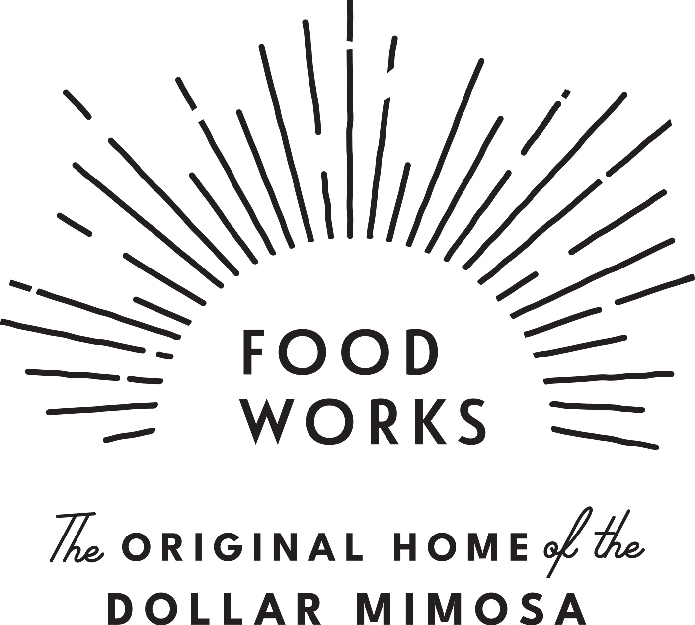Food Works was the first brunch in Chattanooga with the dollar mimosa